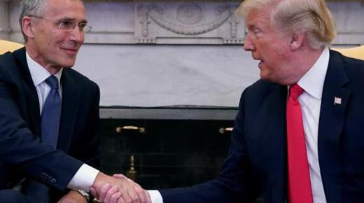 特朗普因这事要向北约盟友开刀:德国被特别点名