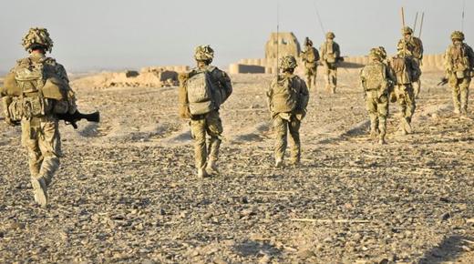 响应特朗普号召?英考虑向阿富汗增派400名军人