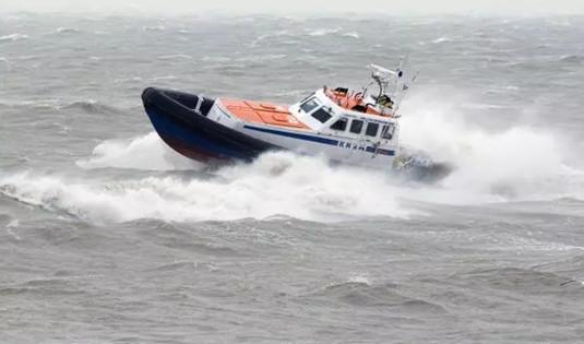 荷兰救援就够停止寻找北海失踪的商船船员
