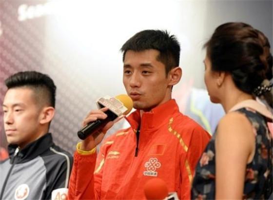 张继科香港公开赛复出 目标锁定东京奥运会