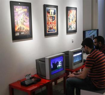 探访柏林电脑游戏博物馆