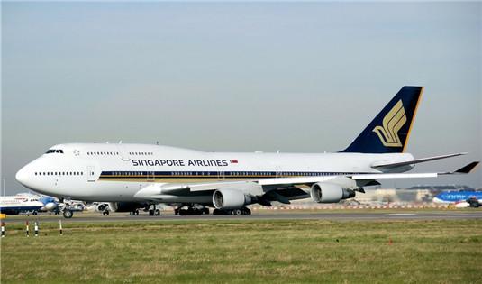 """新加坡航空将在""""特金会""""期间限航"""
