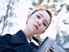 陈瑶变身酷女孩表露个性