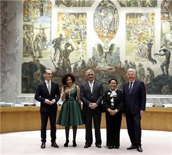 德国等5国当选联合国安理会非常任理事国