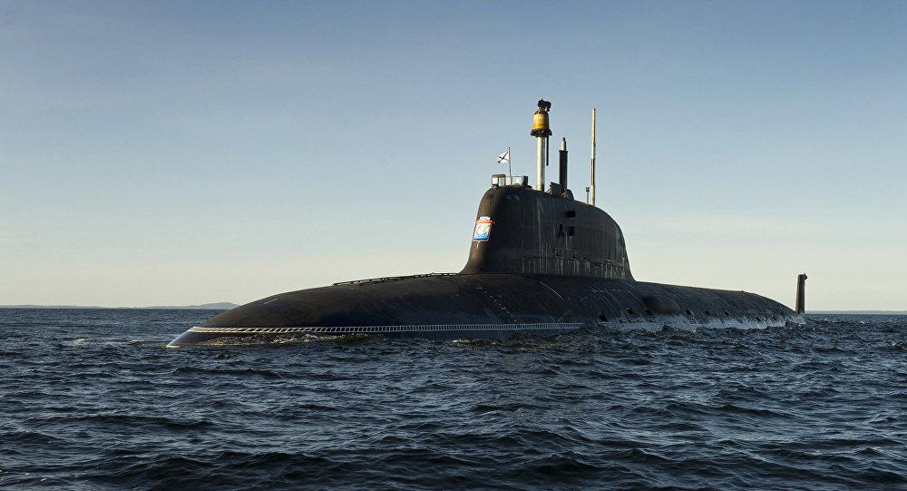 美媒评选全球五大最危险核潜艇