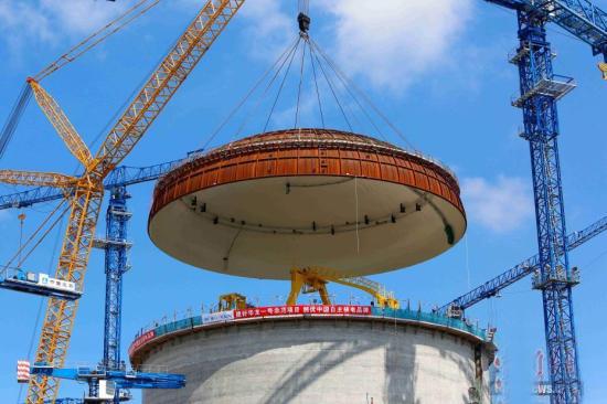 中国核电四十年走出来的逆袭之路