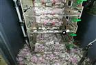 ATM120万钞票被老鼠撕碎