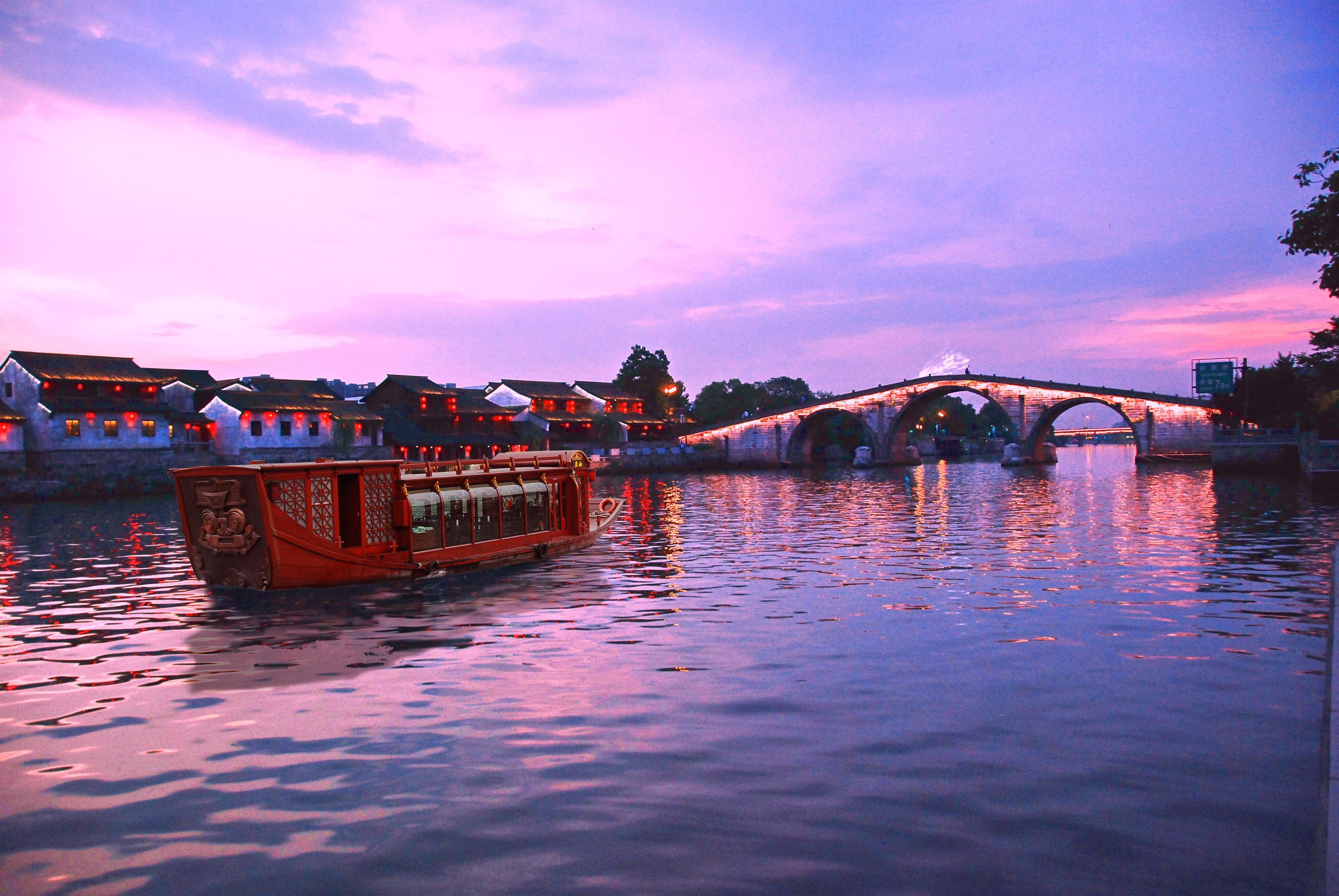 """扬州:大运河的""""生长原点"""""""