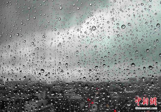 台湾16县市大雨豪雨特报 台北、新北一级淹水警戒