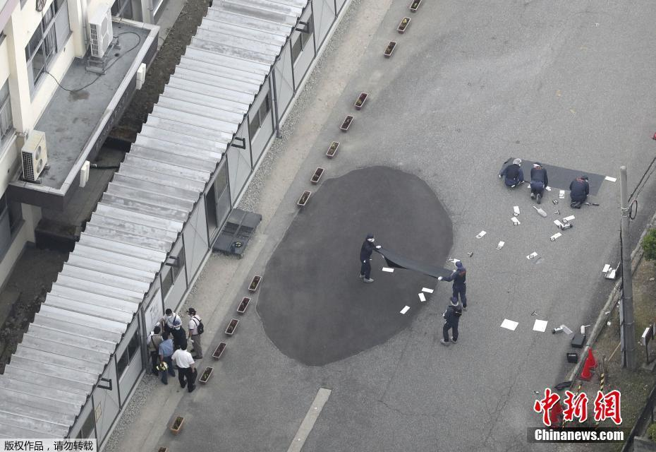 日本富山发生枪击案致2人死亡 嫌犯已被逮捕