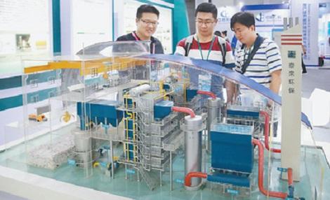 创新驱动发展 科技改善环境