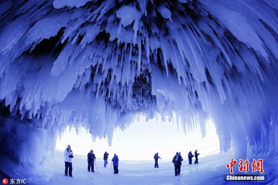 围观世界各地美丽洞穴