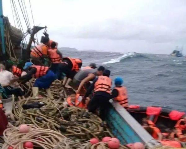 泰国翻船事故救援难在哪?落水者获救窗口有多久?