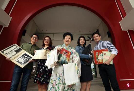 新加坡唐人街将设牛车水博物馆以文物展华人历史