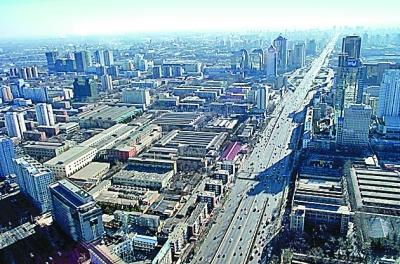 影像档案中的北京四十年
