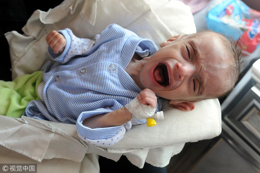 也门霍乱疫情肆虐 一年多来2300余人死于霍乱