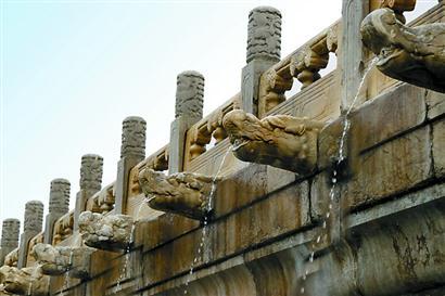 古代城市防涝有智慧
