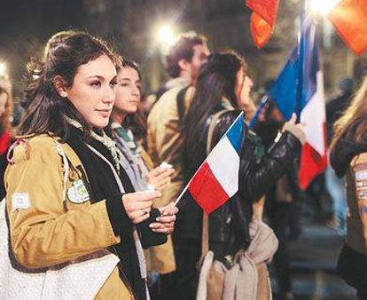法国东部城市发生枪击事件 导致7人受伤