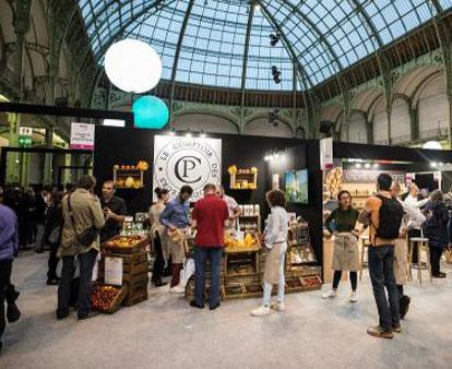 巴黎举办法国美食节 开展全民下馆子活动