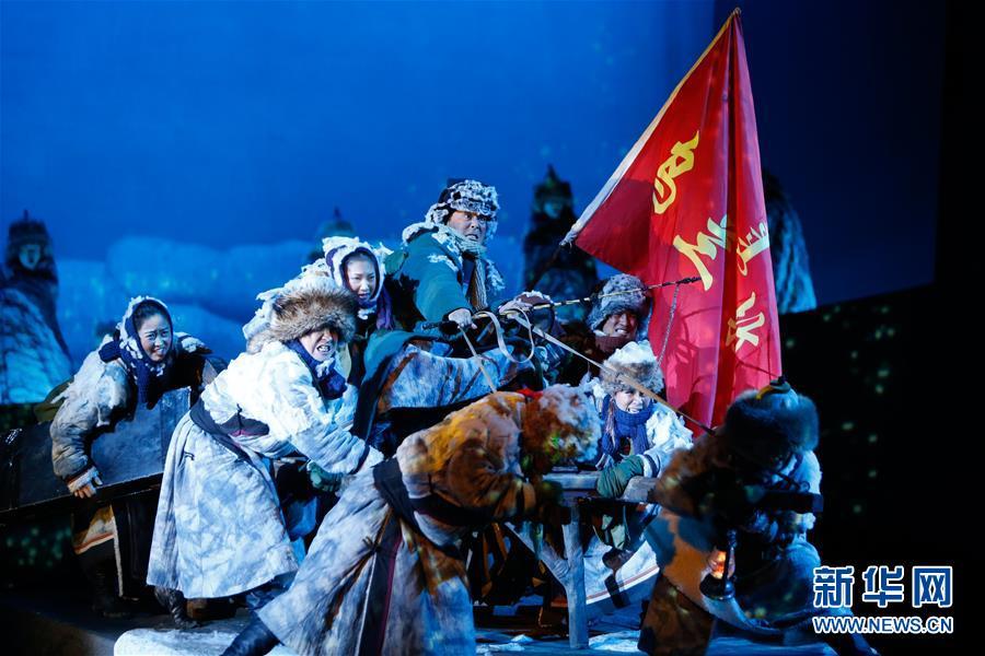 第十五届中国·内蒙古草原文化节开幕