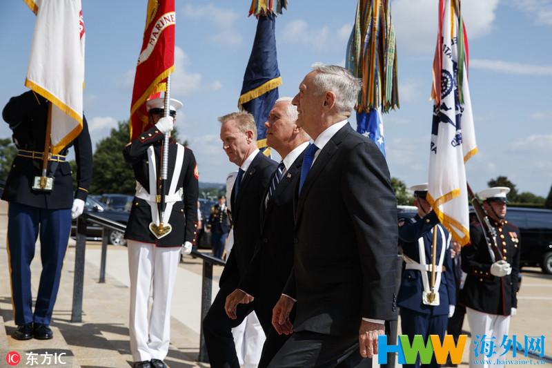 美国副总统彭斯公布太空军建设计划 欲投入80亿美元