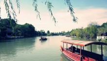 运河繁华在 扬州韵味长
