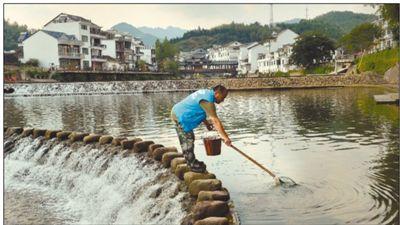五水共治 点水成金