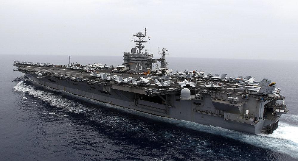 北约20年最大规模军演将至 美国杜鲁门号加入