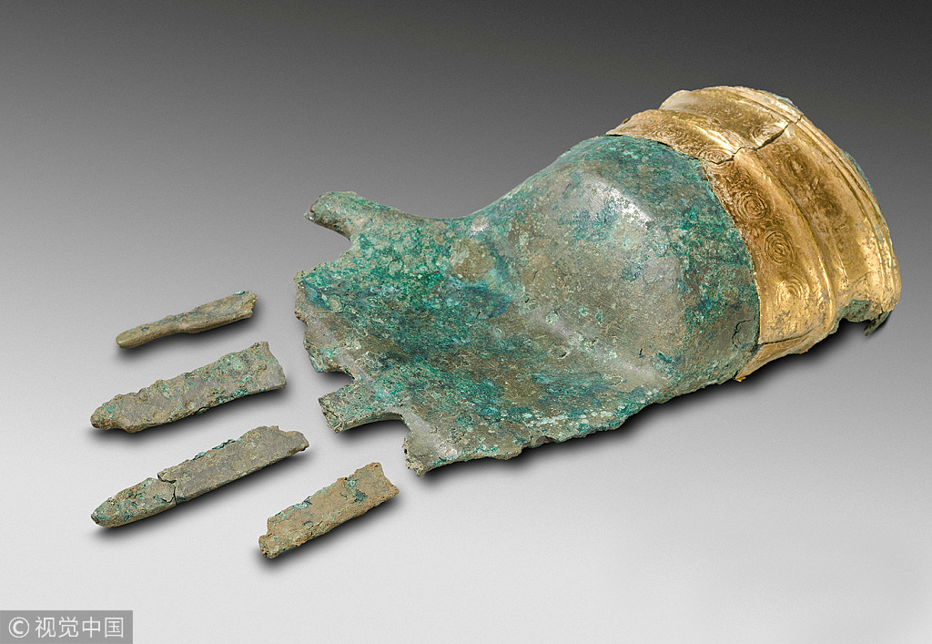 """考古爱好者瑞士发现史上最古老""""假肢"""" 已有3500年历史"""