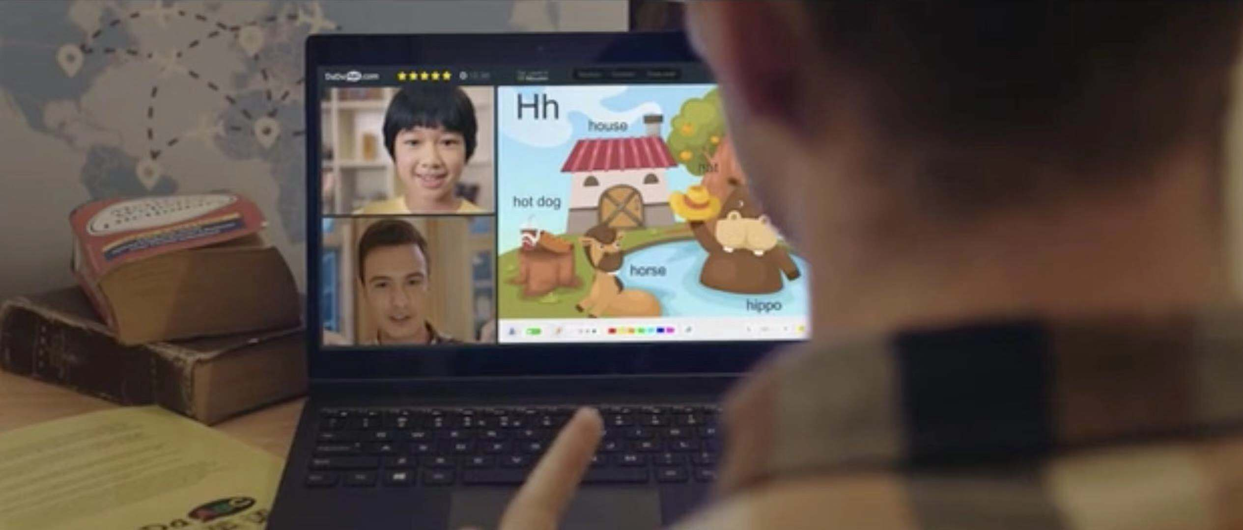 DaDa:陪伴式教学实现学习与情感交流强连接