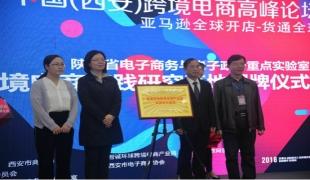 2018中国(西安)跨境电商高峰论坛西安召开