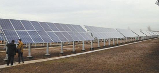 共同打造中哈新能源合作示范工程