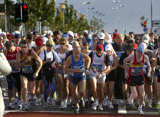 2019香港马拉松推新元素 向参赛者提供印名号码布
