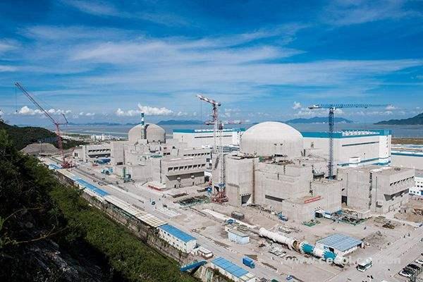 中国为全球首台EPR核电机组配备双层安全壳