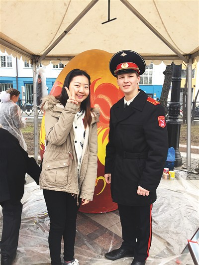 中国元素走进国外课堂 学子怎么看?