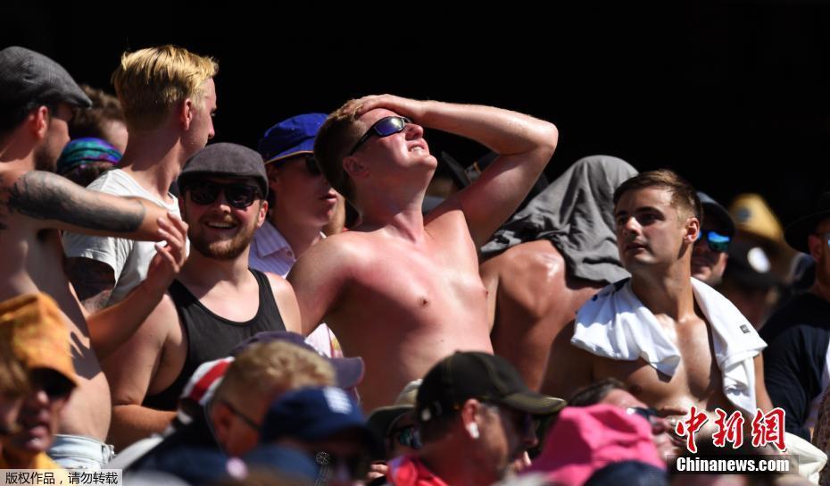 """澳大利亚遭受""""热浪袭击"""" 多地气温超40摄氏度"""