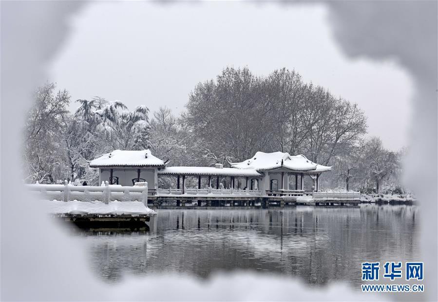 雪落人间美如画 全国普降大雪是一种什么体验?