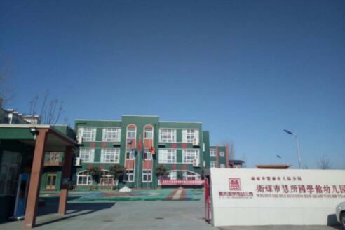 由北大新世纪传统文化发展中心父师教育发展部倡议,卫辉市实验幼儿园