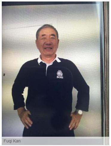 中国侨网失踪老人。(警方供图)