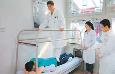 中国入境游呈新亮点 外国人受惠中医药游
