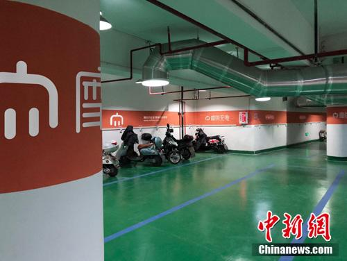杭州首个智能电动车库落地城北运河广告产业园