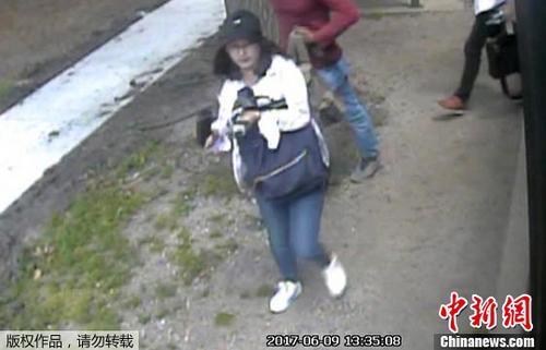 中国侨网被绑架的中国访问学者章莹颖