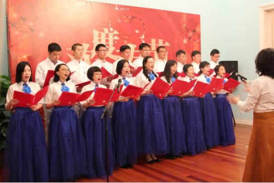 浓郁的新春气息荡漾在中国驻葡萄牙大使馆1303.jpg