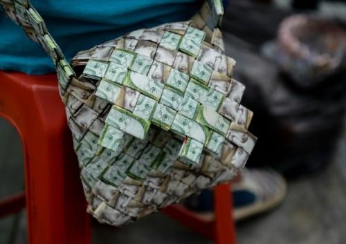 罗哈斯制作的包