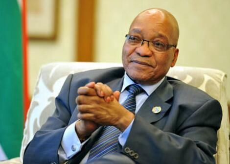 南非总统祖马(资料图)