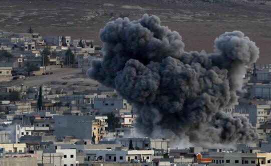 叙利亚停火决议通过后 新一轮空袭致至少25人死