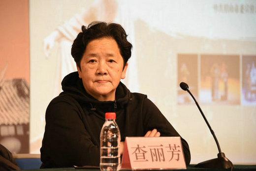 5 话剧《苏东坡》导演查丽芳答与会媒体提问。.jpg
