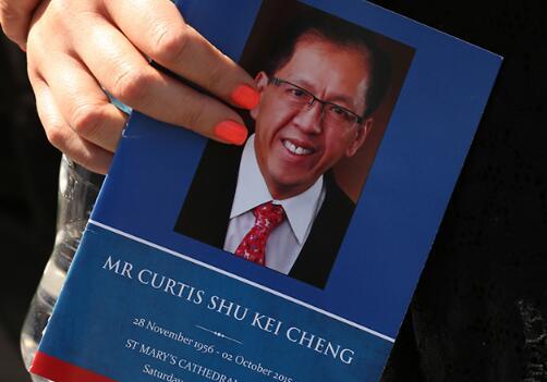 澳华裔警员警局外遭15岁枪手射杀 帮凶获刑44年