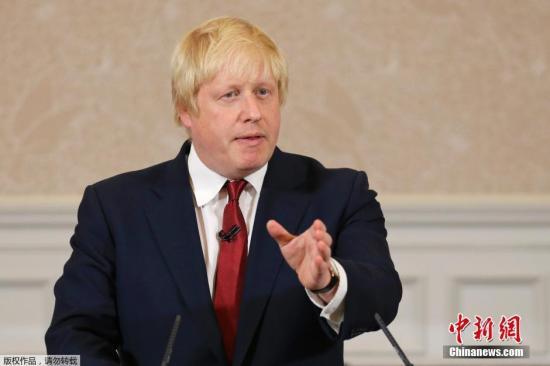 """英外交大臣:不畏惧""""硬脱欧"""" 英国已做好准备"""