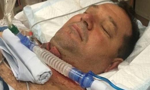 新西兰男子吃牛排噎食窒息 女友切开气管救其一命